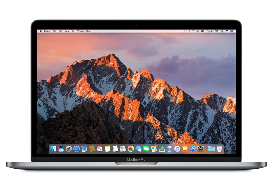 Apple MacBook Pro 13 i5 2.3/8Gb/128Gb (MPXQ2RU/A)